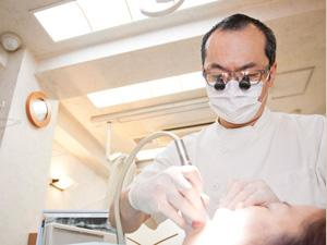 歯科医師とは他人の人生に関わる仕事